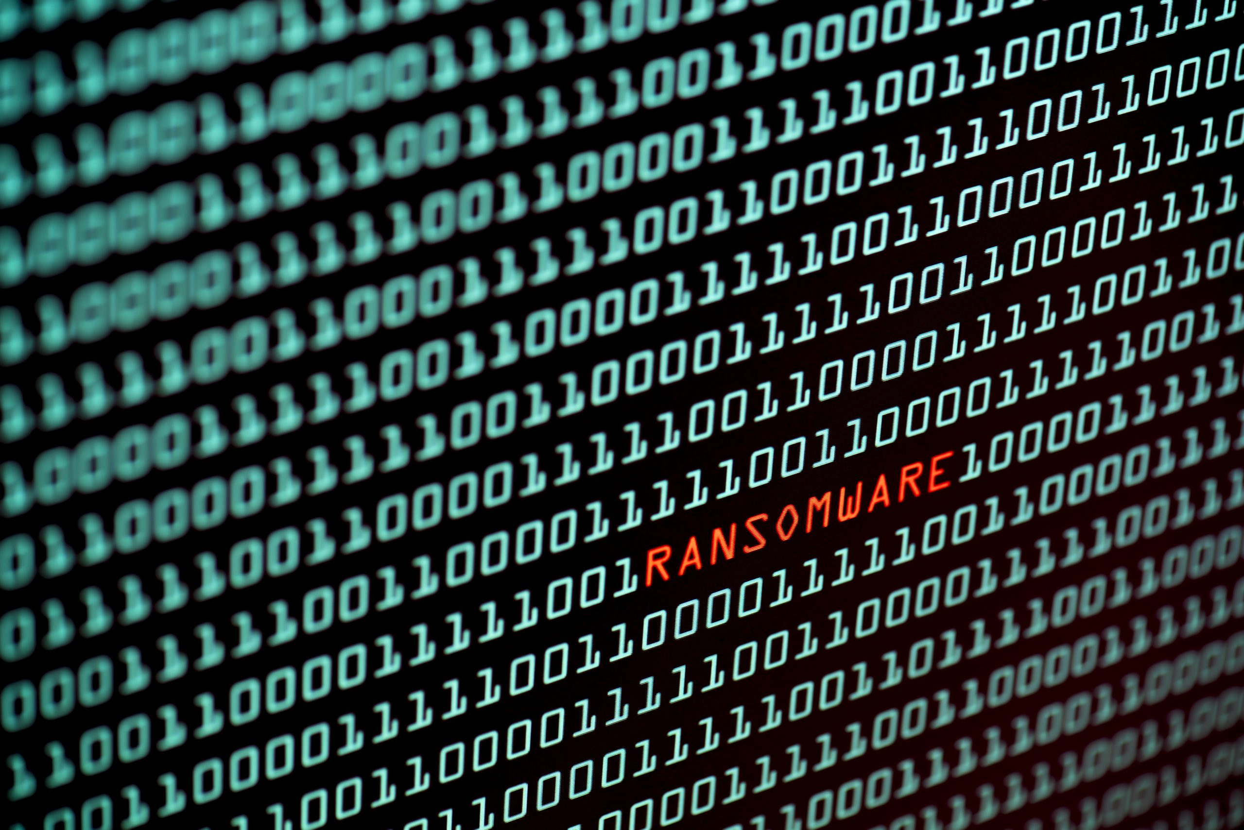 Ransomware Are You Protected?
